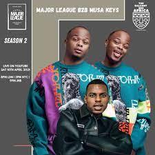 Musa Keys & Major League DJz – Amapiano Live Balcony Mix