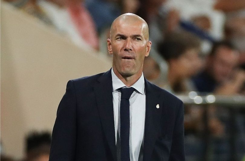 Zidane leaves the door open for transfers for <a class=