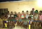 22 underaged girls rescued from prostitution home in Ogun (photo)
