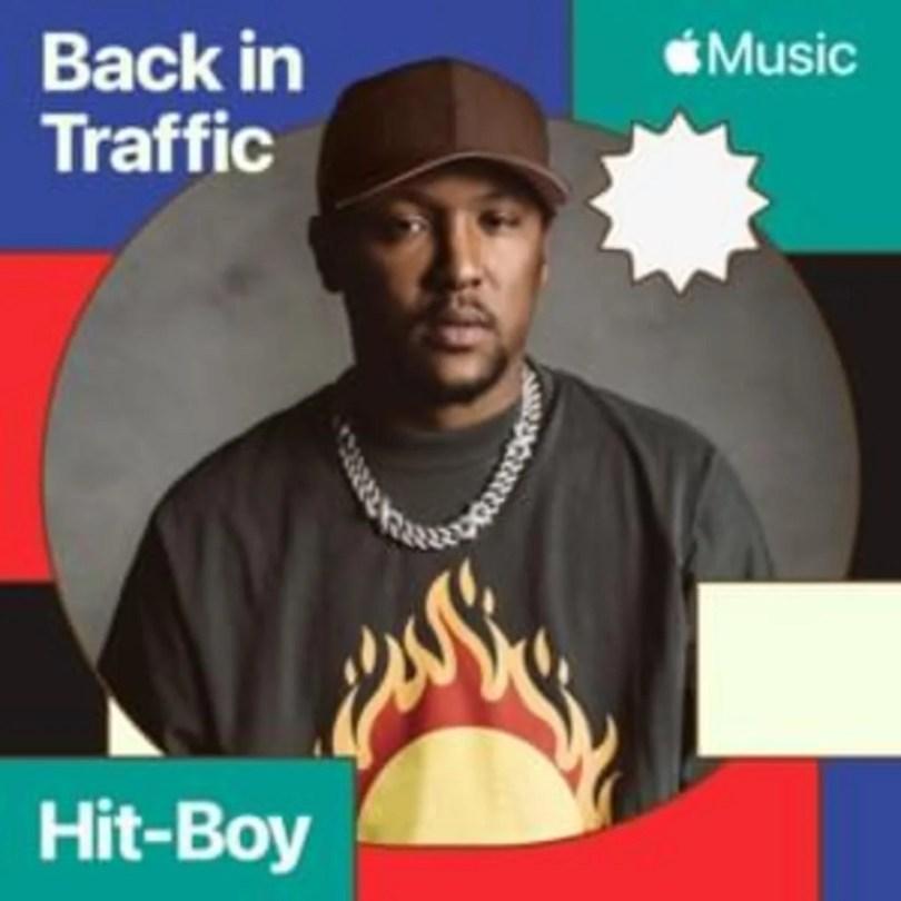 Hit-Boy – Back In Traffic Ft. Kendrick Lamar & KIRBY