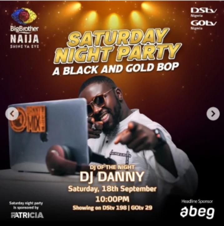 DJ Danny – BBNaija Shine Ya Eyes Mixtape Download