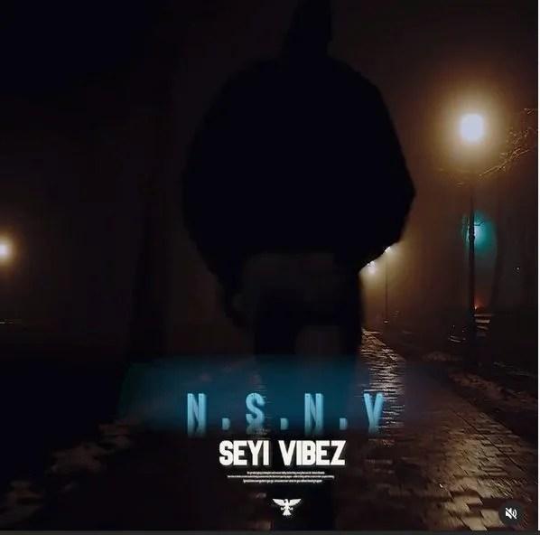 Seyi Vibez - N.S.N.V
