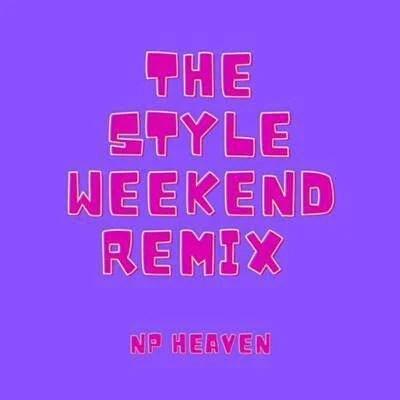 Eduardo Luzquiños – The Style Weekend (Remix) ft. NP Heaven