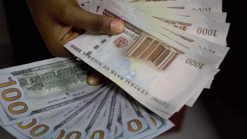Exchange-Rate-Of-Dollar-To-Naira