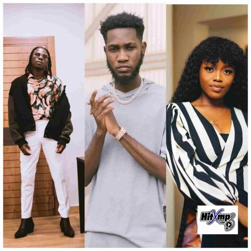 Stonebwoy — Wo Gyimie No ft Gyakie & Ypee