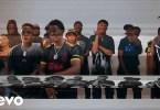 Hotkid – Mandem ft. Kwesi Arthur, DTG (Video)