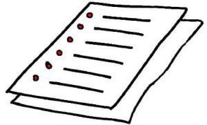 Formular Clipart