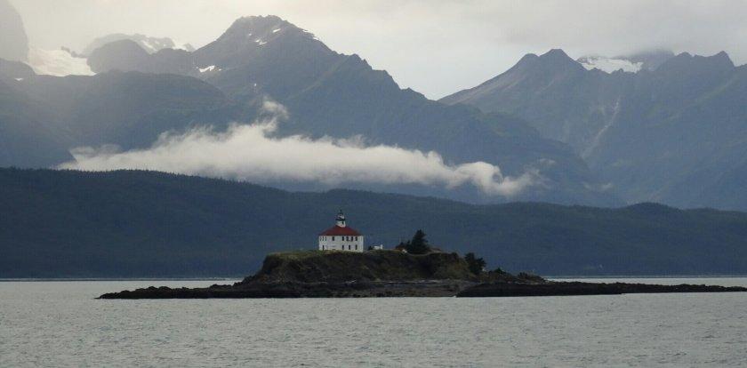auf der Fährfahrt von Skagway nach Juneau (Inside Passage)