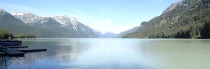 """Chilkoot Lake"" bei Haines (Alaska, USA)"