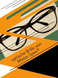 optische Brille von »Mister Spex®«