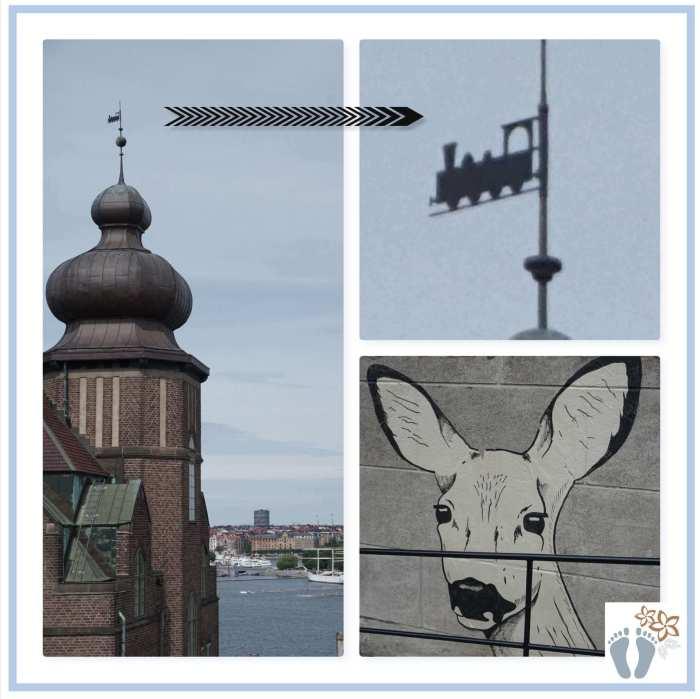 Stadtteil »Södermalm« zu Fuß: Straßenfotografie