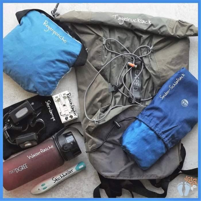 Costa Rica: Das Abenteuer beginnt: Vorbereitungen und Blick in meine Packliste 1