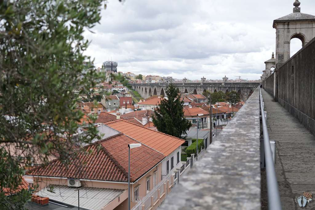 «Aqueduto das Águas Livres» {Reisetagebuch Lissabon: Tag 04}
