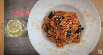 Reisetagebuch Malta: Tag 02: «Valletta»: Essen im Restaurant «Pastaus»