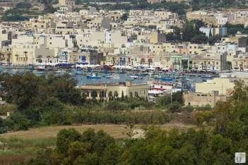 Bucht von «Marsaxlokk» {Reisetagebuch Malta: Tag 03}
