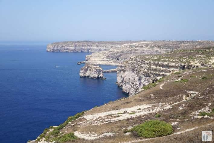 «Tas-Silġ»-Wanderung an der Ostküste: Von «Marsaskala» nach «Marsaxlokk» {Reisetagebuch Malta: Tag 03}