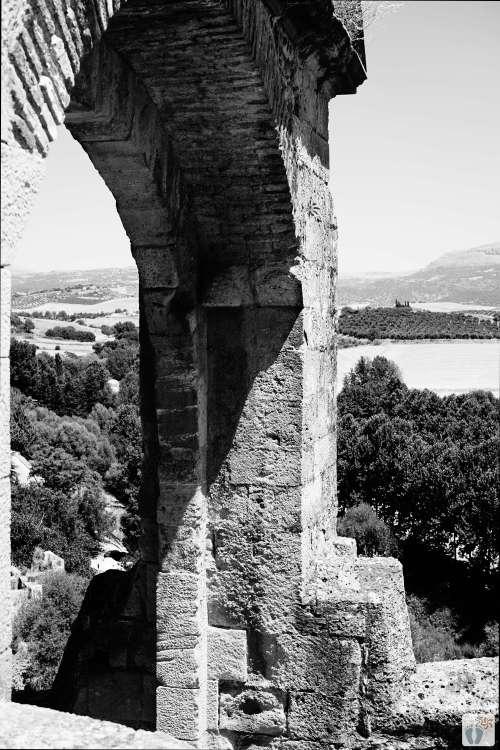 «Ronda»: «Arco de Felipe V» - Torbogen von Philipp V {Andalusien Reisetagebuch}