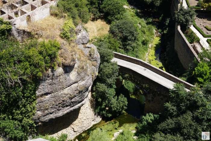 «Ronda»: «Puente Árabe» - arabische Brücke {Andalusien Reisetagebuch}
