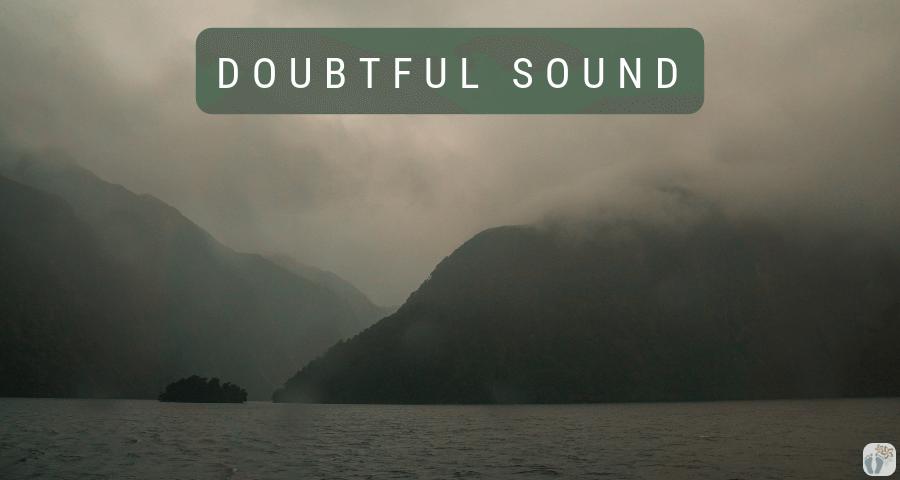 «Doubtful Sound» {Reisetagebuch «Roadtrip durch Neuseeland mit dem Bus»: «Doubtful Sound Overnight Cruises»}