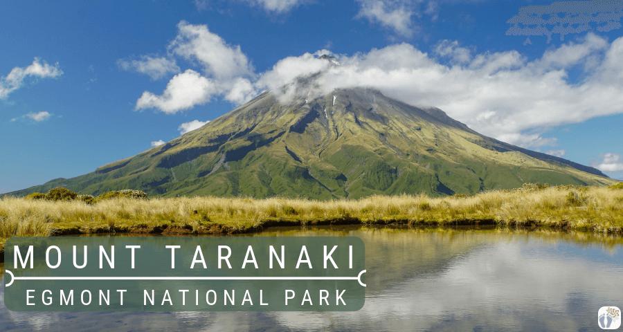 Mount Taranaki {Reisetagebuch «Roadtrip durch Neuseeland mit dem Bus»: Egmont National Park}