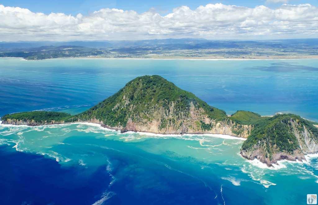 Moutohora (Whale Island) {Reisetagebuch «Roadtrip durch Neuseeland mit dem Bus»: Whakatāne}