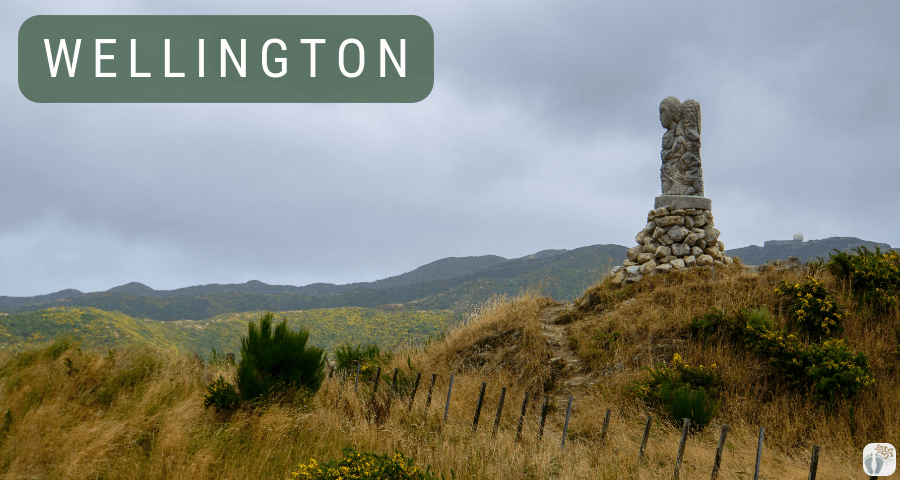 Stadtwanderung «City to Sea Walkway» {Reisetagebuch «Roadtrip durch Neuseeland mit dem Bus»: «Wellington»}