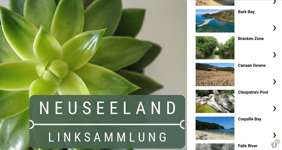 extrem hilfreiche Links und Apps für die Planung und Deinen Aufenthalt in Neuseeland