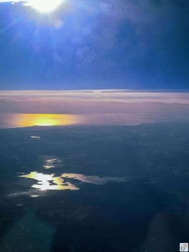 über den Wolken_Flug von Tallinn nach Wien