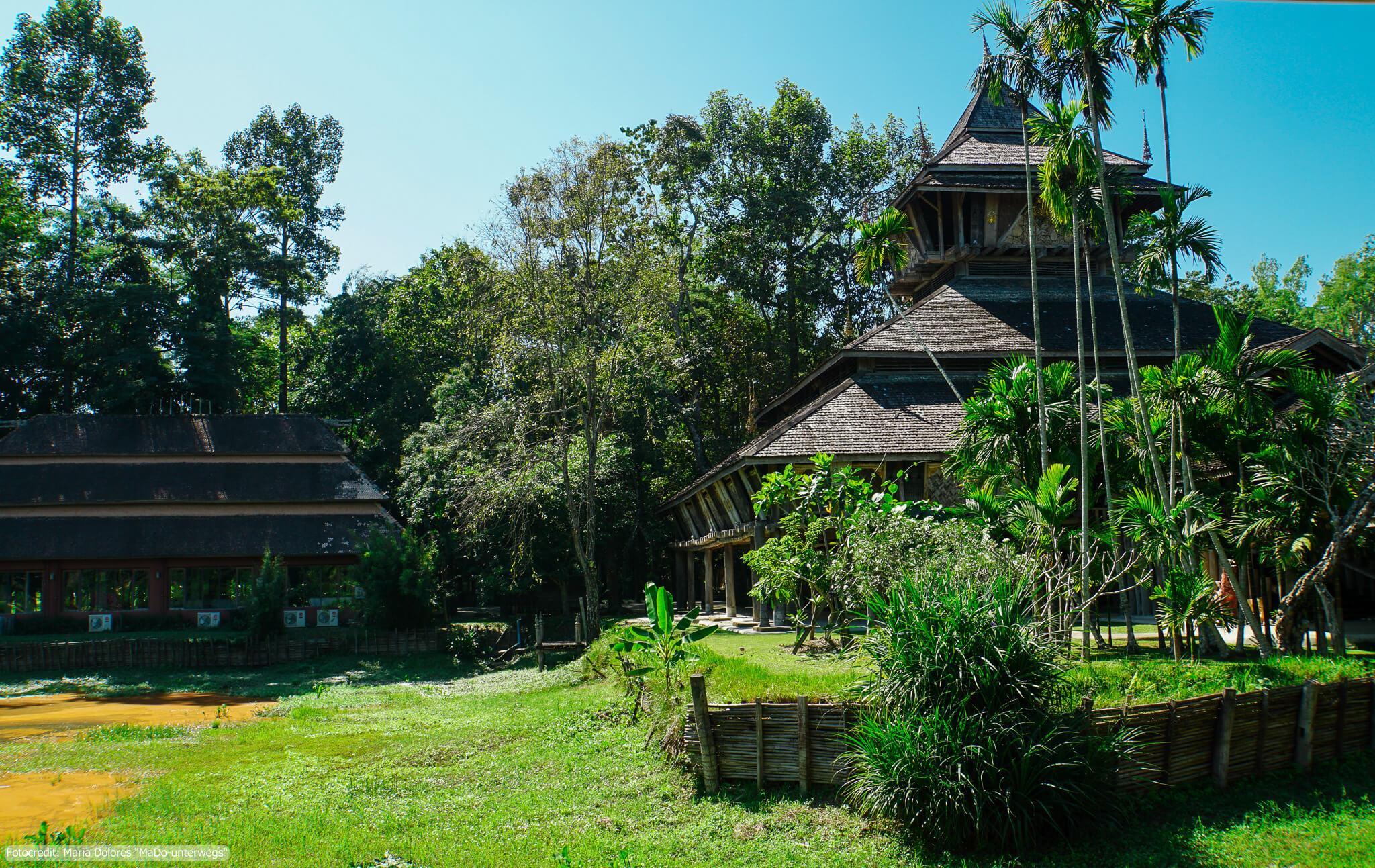 Mae Fah Luang Art & Culture Park in Chiang Rai (Reisetagebuch «Thailand als Alleinreisende ohne Roller entdecken»)