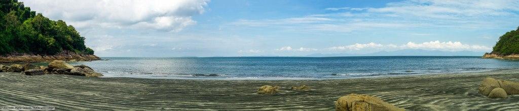 """Bucht """"Ao Laetawan"""" auf Ko Chang Ranong (Reisetagebuch «Thailand als Alleinreisende ohne Roller entdecken»)"""