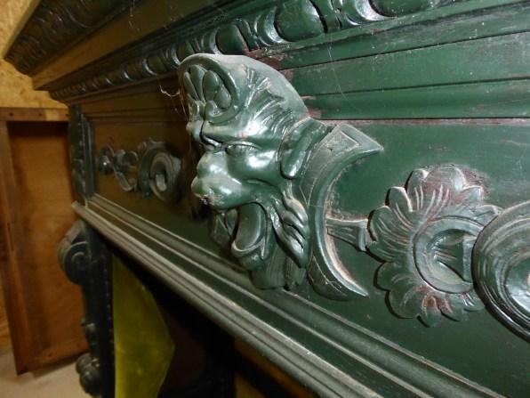 relooking rénovation meuble chêne bois vintage shabby