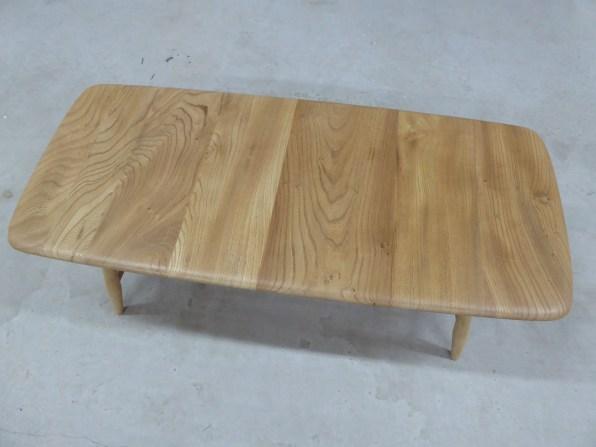 vintage relooking table scandinave bois sablage aérogommage décapage shabby bretagne
