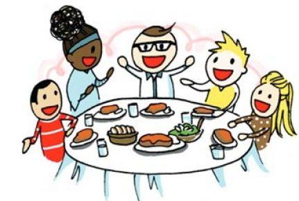 cena insieme
