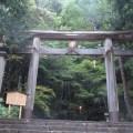 戸隠神社 宝光社で朝のご祈祷