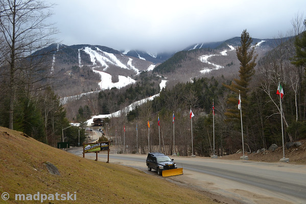 Whiteface : March 14, 2012