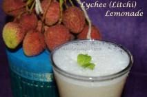 Lychee (Litchi) Lemonade