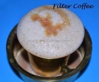 Filter Kaapi / Filter Coffee