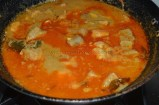 Curry thickening