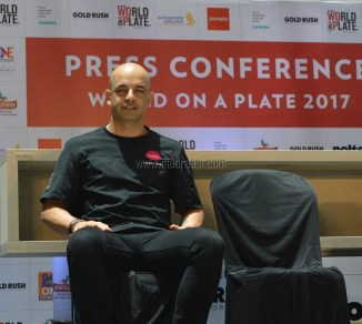 Press Release for World On A Plate - 2 at VR Bengaluru, Bangalore