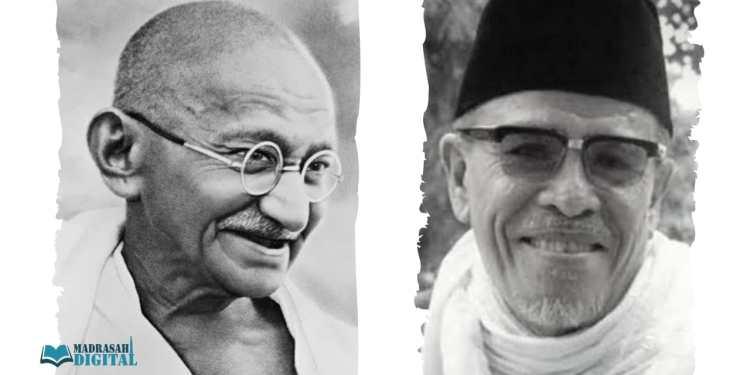 Gandhi dan Hamka
