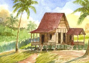 Rumah (Pinterest)