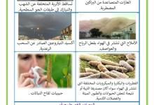 Photo of مصادر تلوث الهواء – مضار تلوث الهواء – الوقاية من تلوث الهواء