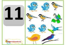 Photo of معلقات : الأعداد من 11 الى 19