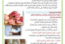 Photo of التغذية : مصادر الأغذية النباتية و الأغذية الحيوانية و فوائدها