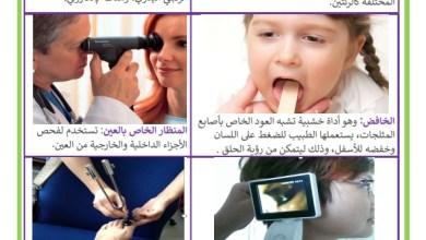 Photo of محور المهن : أدوات الطبيب