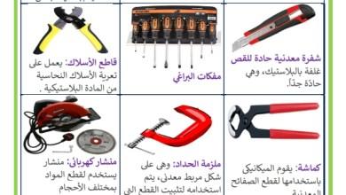 Photo of محور المهن : أدوات الميكانيكي