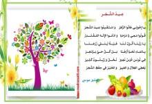 Photo of محفوظات : عيد الشجر للشاعر البشير موسى