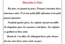Photo of Français 6 ème année – cahier d'évaluation