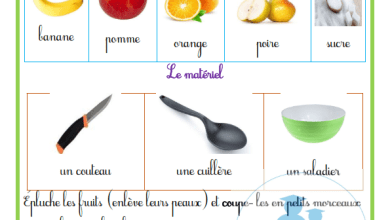Photo of Recette une salade des fruits