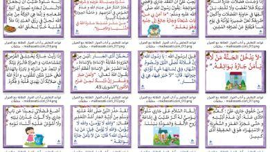 Photo of قواعد التعايش و آداب الجوار  العلاقة مع الجيران – معلقات